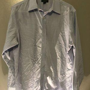 Banana Republic Slim Fit Dress Shirt Size Medium